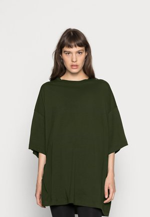 HUGE - T-shirt basic - green dark