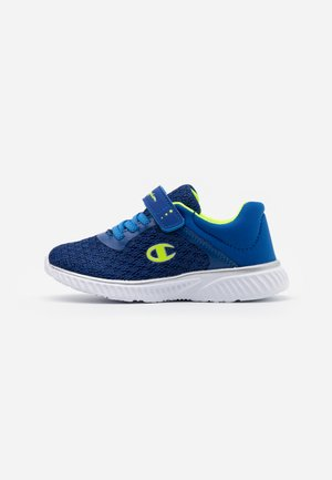 LOW CUT SHOE SOFTY - Sports shoes - royal blue