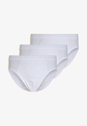3 PACK - Briefs - white