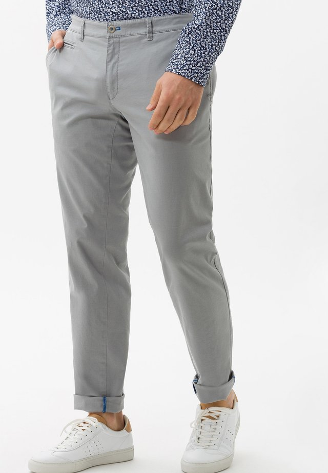 STYLE FABIO IN - Chinos - platinum