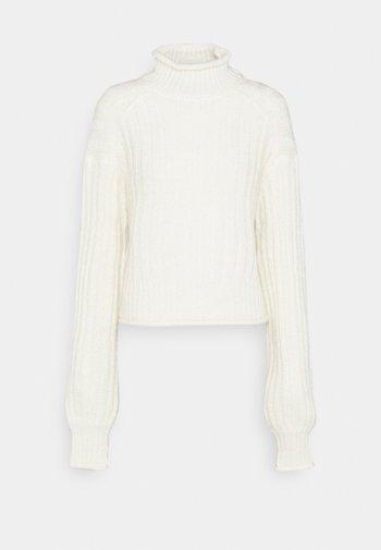 LOVELY CHUNKY  - Pullover - white