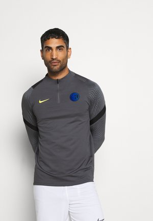 INTER MAILAND DRY - Club wear - dark grey/black/tour yellow