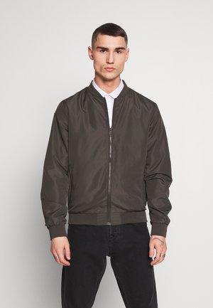 SANJAY - Bomber Jacket - khaki