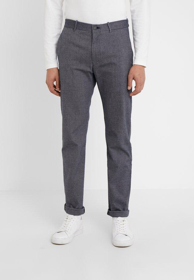 STEEN - Trousers - dark blue