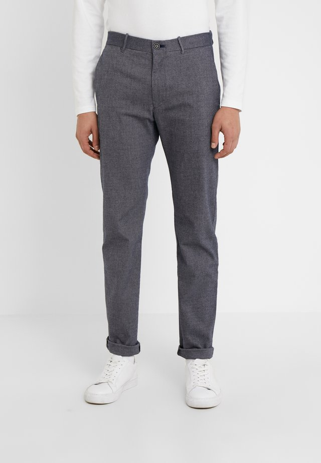 STEEN - Pantalon classique - dark blue