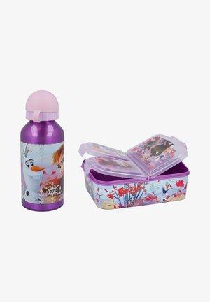 SET - Lunch box - lila