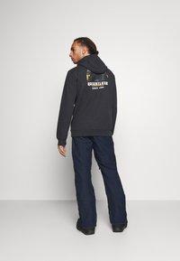 Quiksilver - BOUNDRY - Spodnie narciarskie - navy blazer - 2