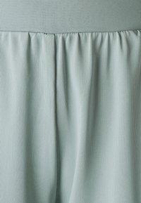 Even&Odd active - Sports shorts - green/blue-grey - 5