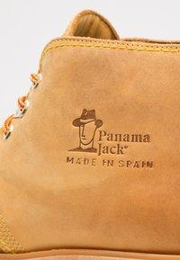 Panama Jack - BASIC - Schnürstiefelette - napa vintage - 5