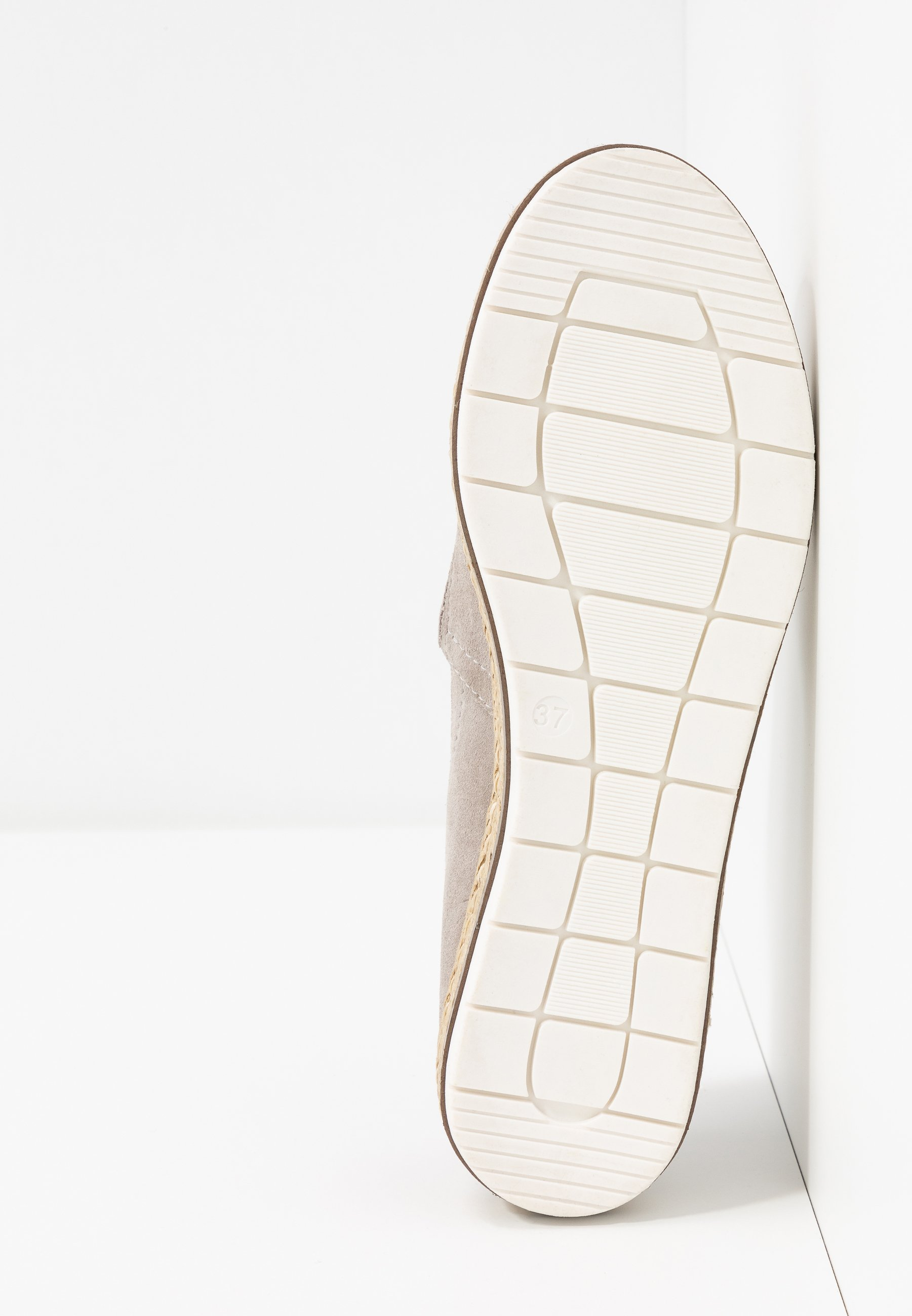 Anna Field Leather - Espadrilles Grey