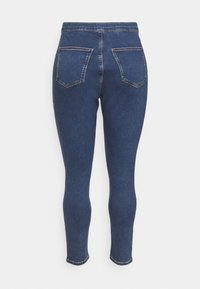 Even&Odd Curvy - JEGGING - Jeans Skinny Fit - blue denim - 3