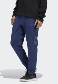 adidas Performance - Träningsbyxor - blue - 0