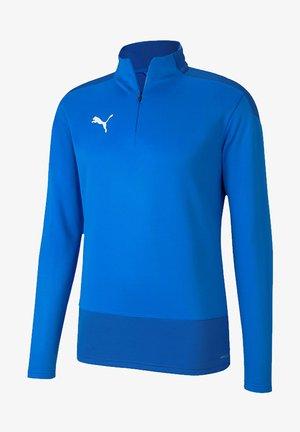 TEAMGOAL  - Sweatshirt - blauweiss
