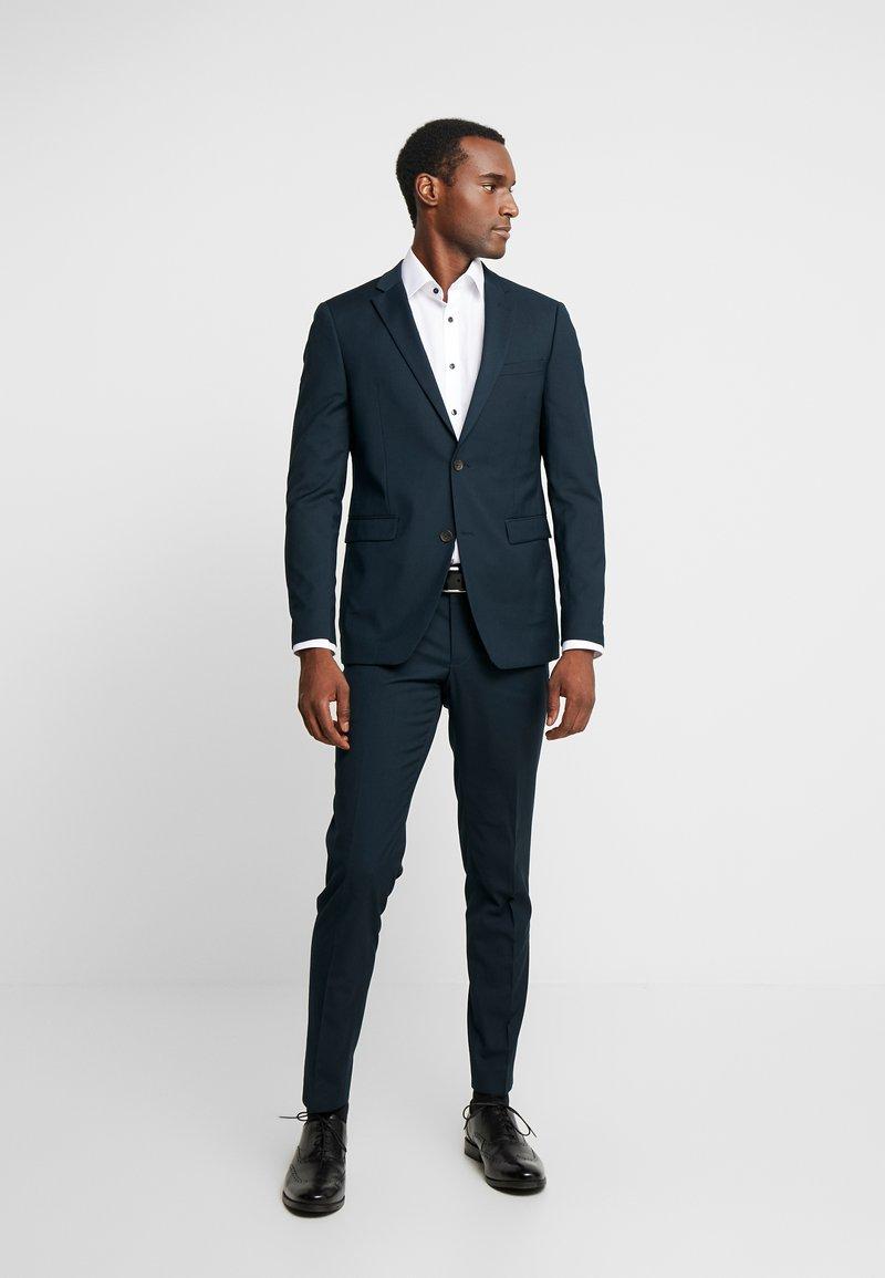Esprit Collection - SUIT - Kostym - dark green