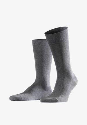 SENSITIVE MALAGA - Socks - light greymel. (3390)
