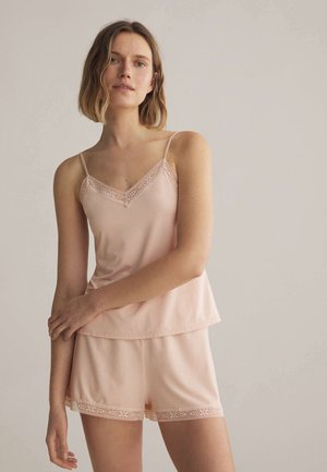 Pantaloni del pigiama - light pink
