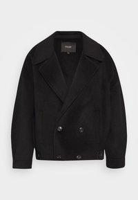 BAELI - Classic coat - noir