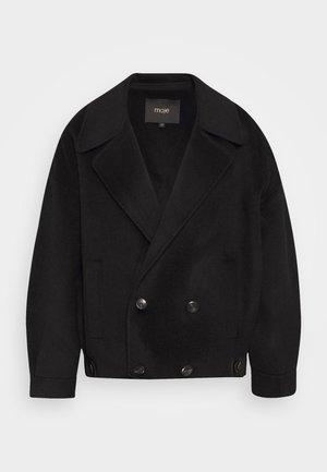 BAELI - Płaszcz wełniany /Płaszcz klasyczny - noir