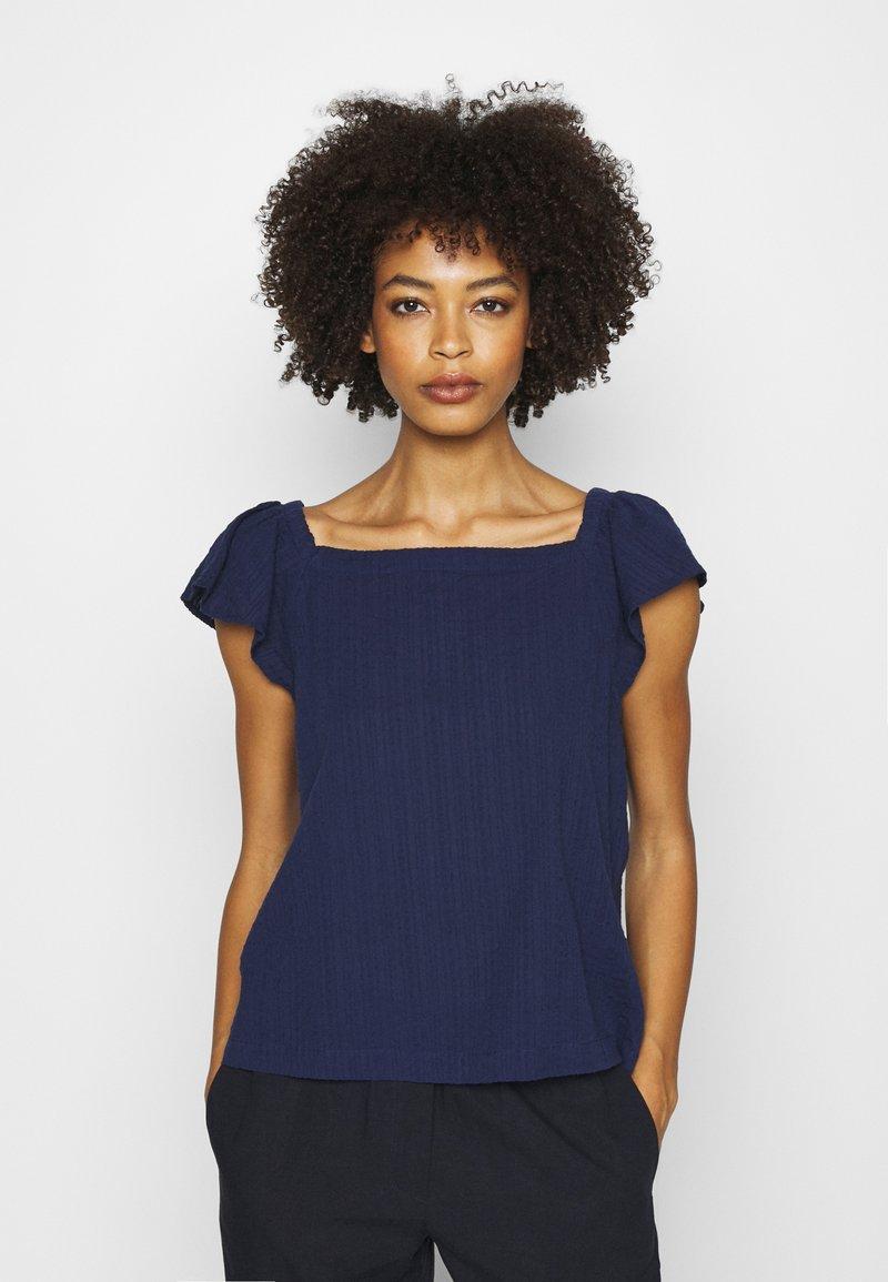 GAP - Print T-shirt - new navy
