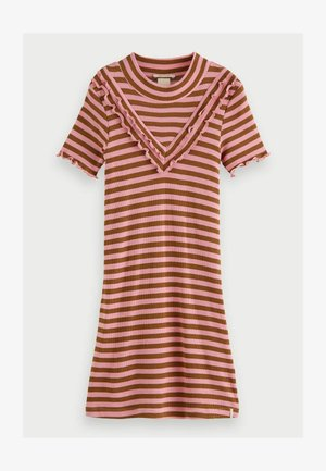 Jersey dress - combo r