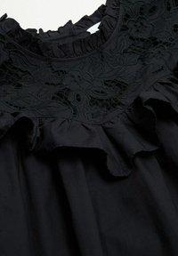 Mango - Kjole - svart - 5