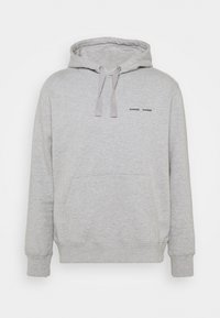 NORSBRO HOODIE - Sweatshirt - grey