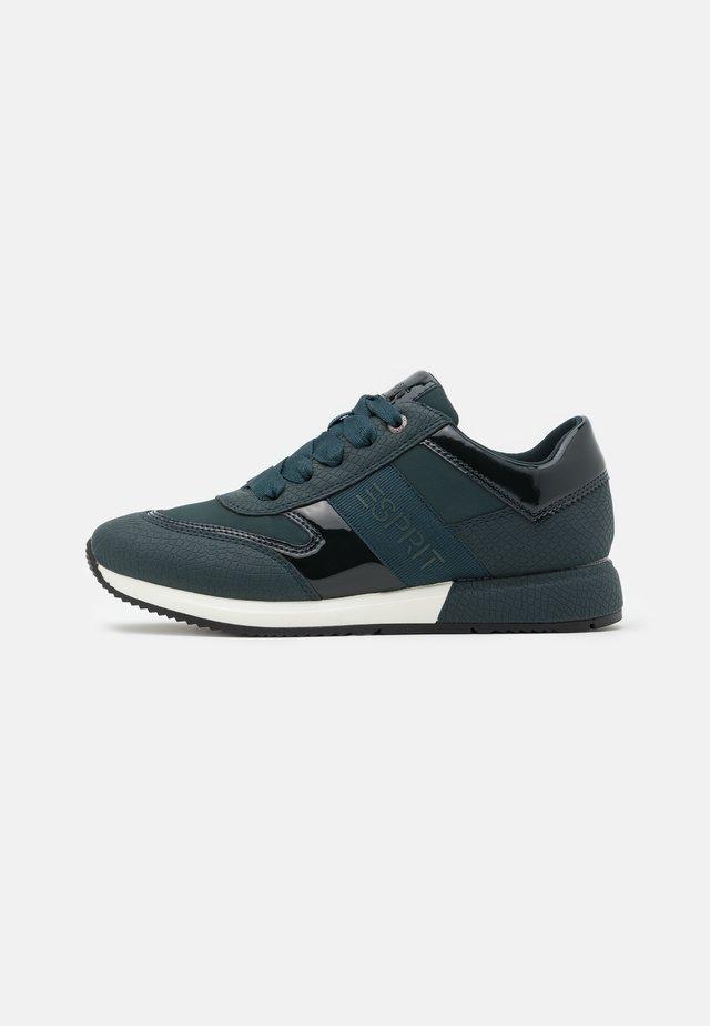 MALLORCA  - Sneakers laag - dark teal green