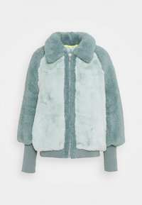 UGG - AUGUSTA BASEBALL JACKET - Winterjas - icy blue - 0