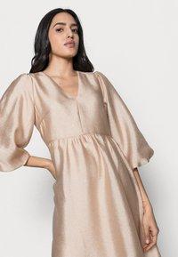 InWear - YIVA DRESS - Cocktail dress / Party dress - powder beige - 3