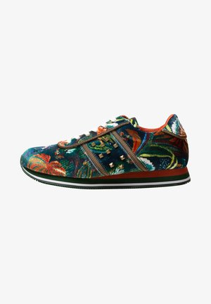 PEGASO_JUNGLE - Trainers - green