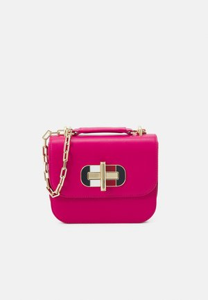 TURNLOCK MINI CROSSOVER - Sac bandoulière - pink