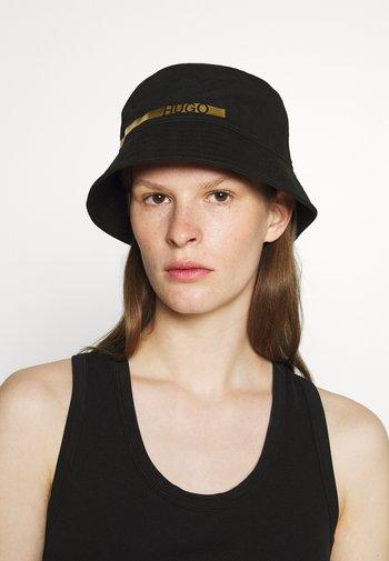 UNISEX - Hat - black/gold