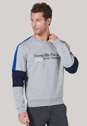 CLASSIC FIT - Sweater - w grey melange