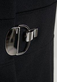 HUGO - MONATA - Zimní kabát - black - 6