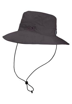 """JACK WOLFSKIN HUT """"SUPPLEX MESH"""" - Hat - dark grey"""