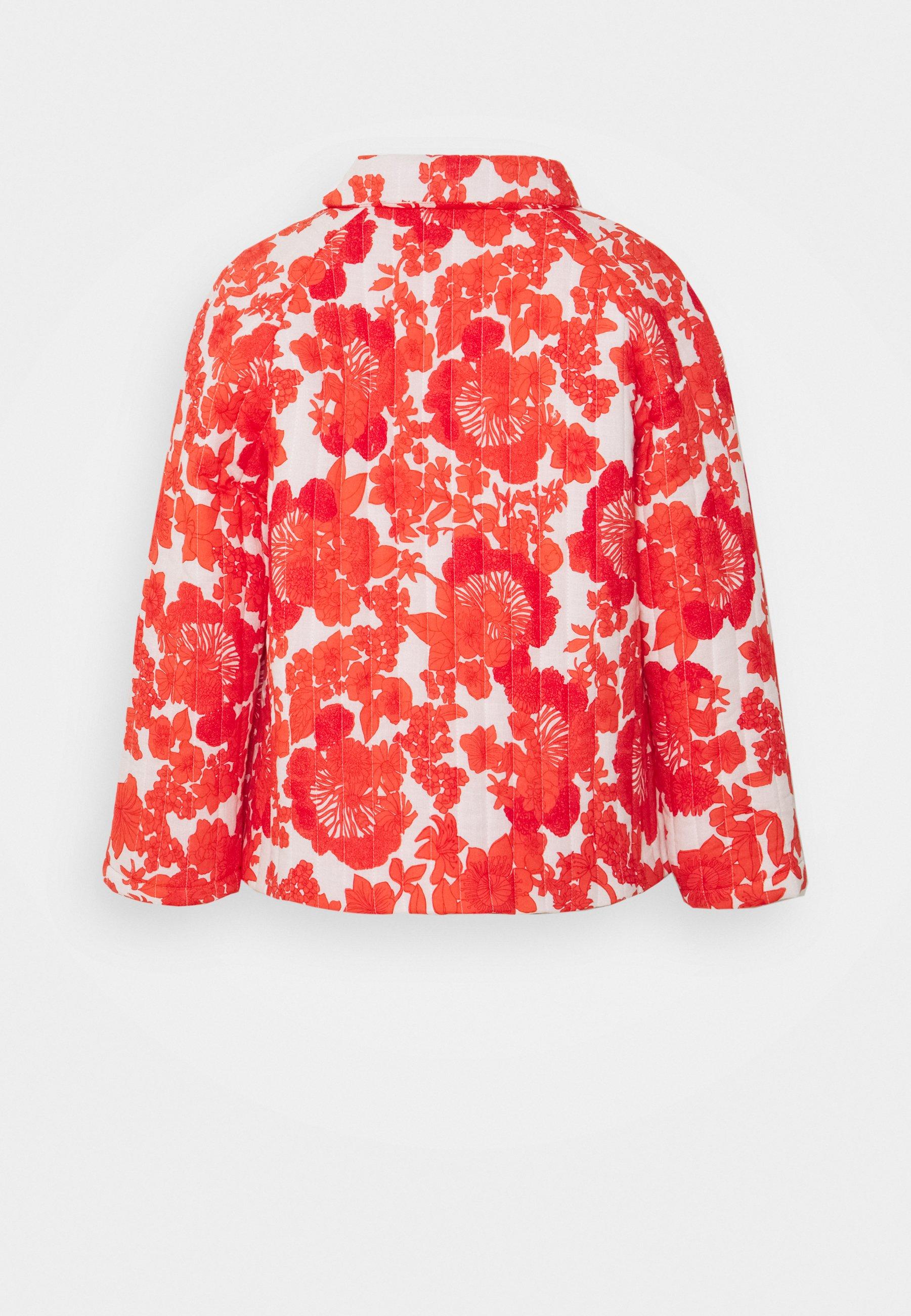 Women KAMILIA PRINT - Light jacket