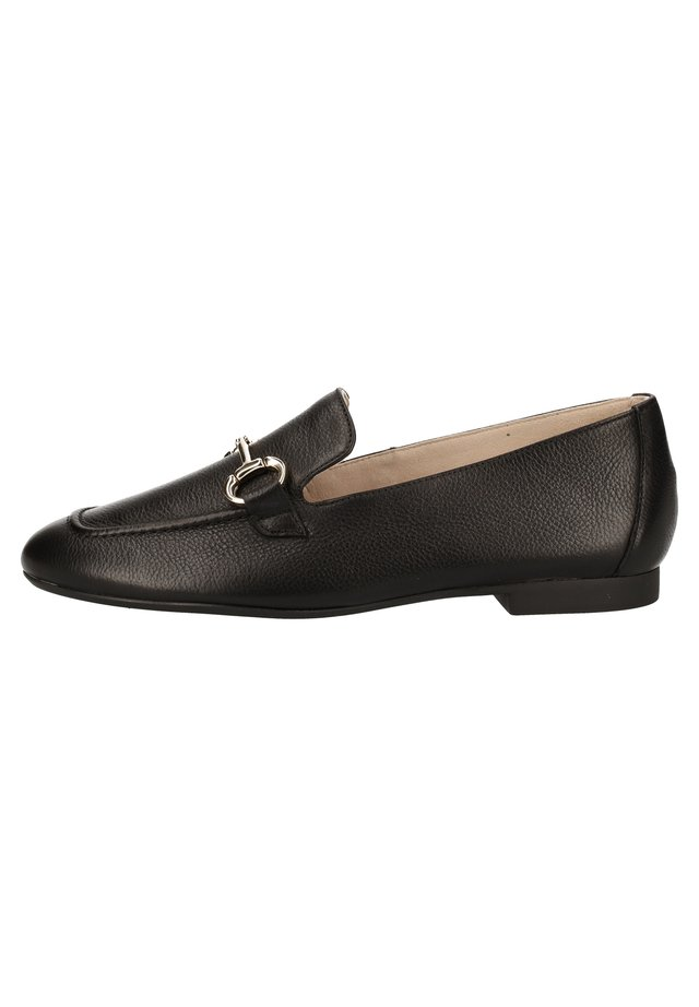 PAUL GREEN SLIPPER - Instappers - schwarz 006
