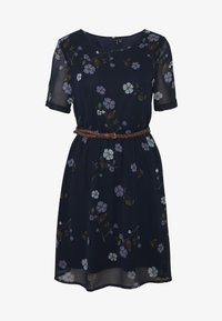 Vero Moda - VMFALLIE BELT DRESS - Kjole - navy blazer - 4