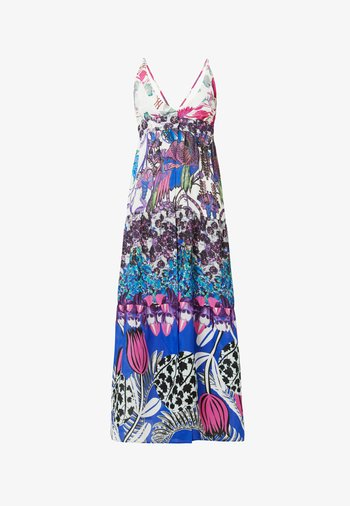 DESIGNED BY M. CHRISTIAN LACROIX - Maxi dress - red