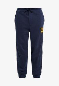 Polo Ralph Lauren Big & Tall - VINTAGE  - Pantalon de survêtement - cruise navy - 4