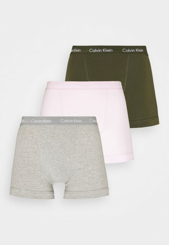 TRUNK 3 PACK - Pants - multicolor