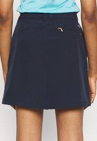 Icepeak - BEDRA - Sports skirt - dark blue - 4