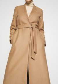 IVY & OAK - DOUBLE COLLAR COAT - Classic coat - camel - 5