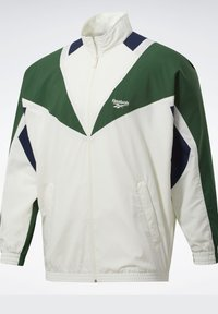 Reebok Classic - CLASSICS TWIN VECTOR TRACK TOP - Training jacket - white - 7