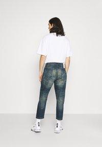 Denham - FATIGUE - Jeans relaxed fit - blue - 2