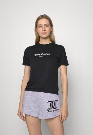 NEVAEH - Print T-shirt - black