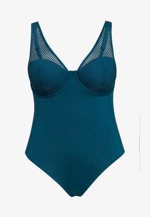 ITHICA - Swimsuit - teal blue