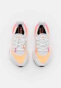 adidas Performance - ULTRABOOST 21 - Neutral running shoes - crystal white/acid orange - 3