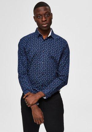 Shirt - maritime blue
