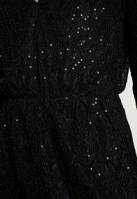 Nly by Nelly - SPARKLY DRESS - Robe de soirée - black - 5